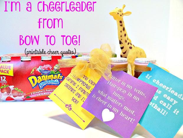 ' cheerleader bow toe