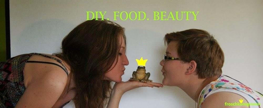 DIY. FOOD. BEAUTY.