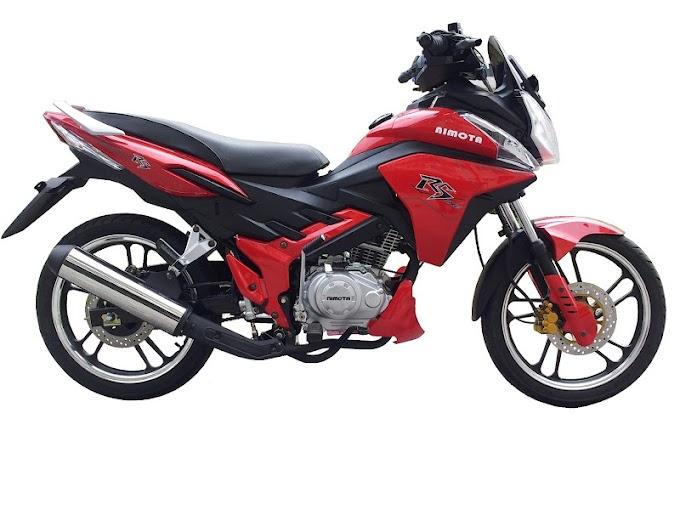 Nimota City Sport RS 1 Serupa Tapi Tak Sama