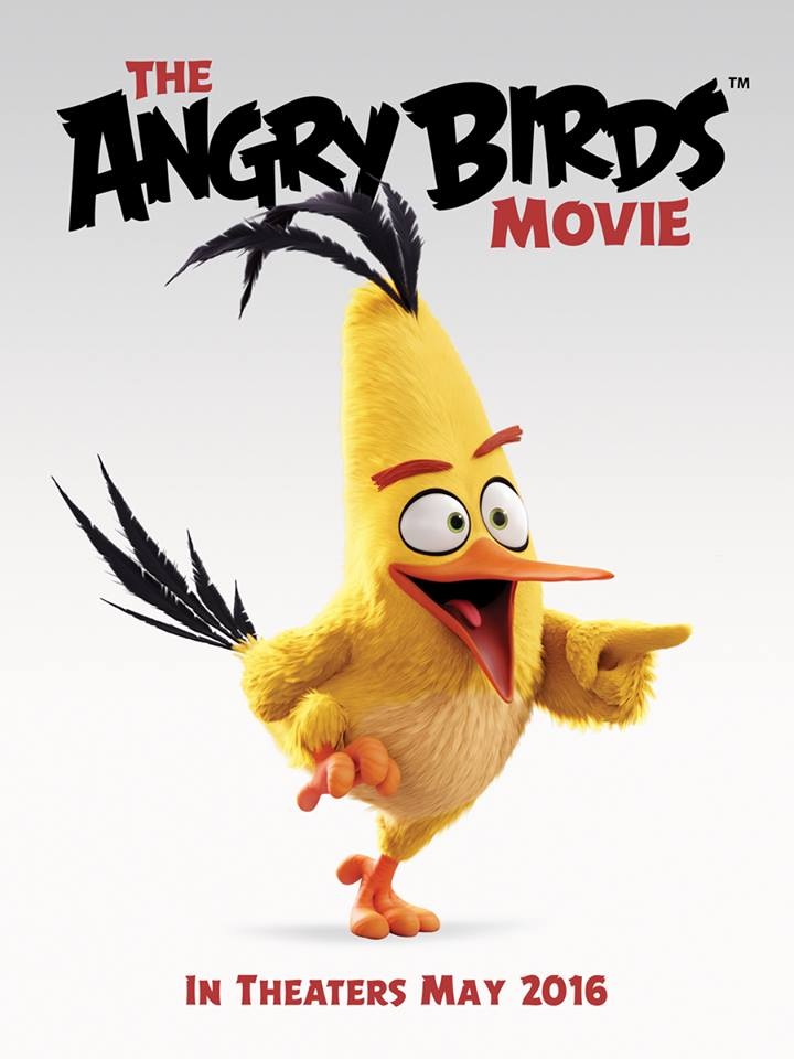 The Angry Birds (2016)