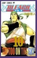 Bleach tomo 10