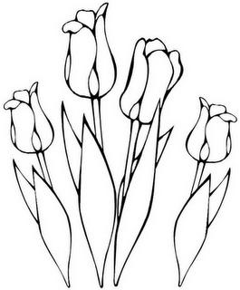 Patrones para pintar en tela patrones para pintar flores - Patrones para pintar en tela ...