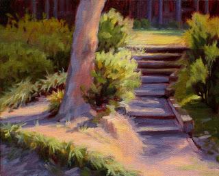 Steps from Lassiter Mill Falls
