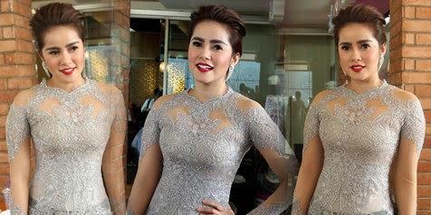 Foto Model Baju Kebaya Olla Ramlan