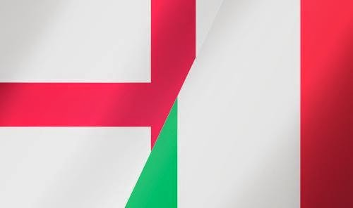 Live Stream England - Italien
