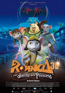 Rodencia y El Diente de la Princesa (2012) Online