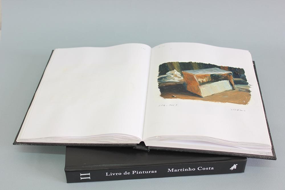 Livro de Pinturas II