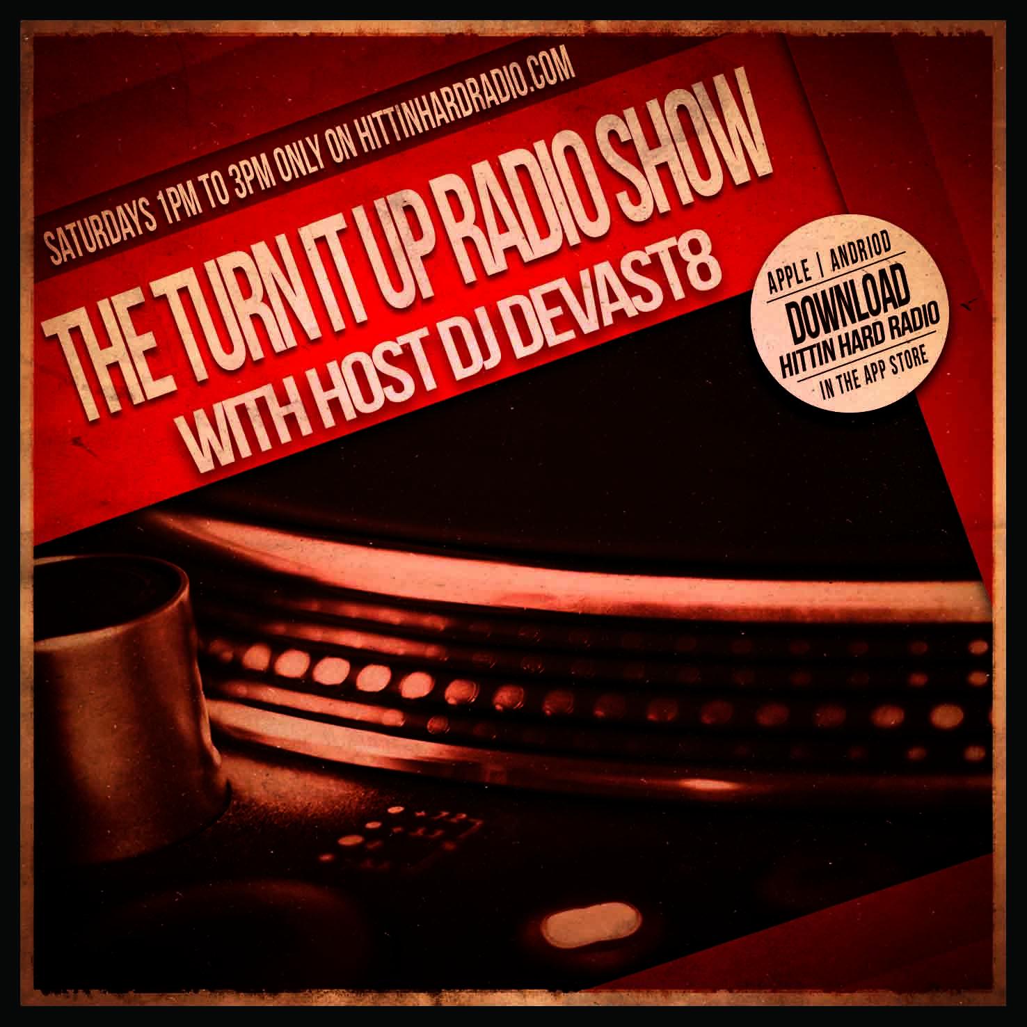 Turn it up radio podcast