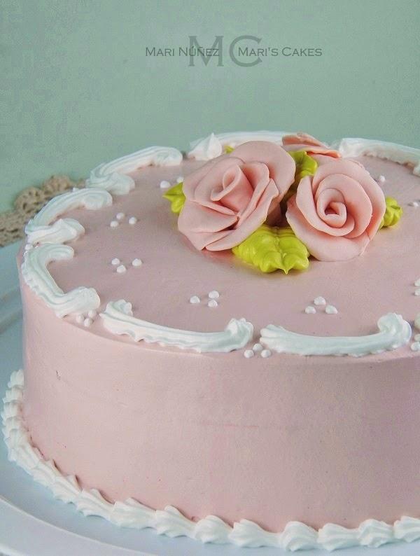 Dominican Cake White Vanilla
