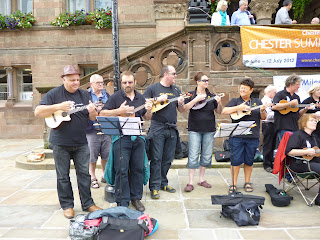 More N'Ukes at Chester