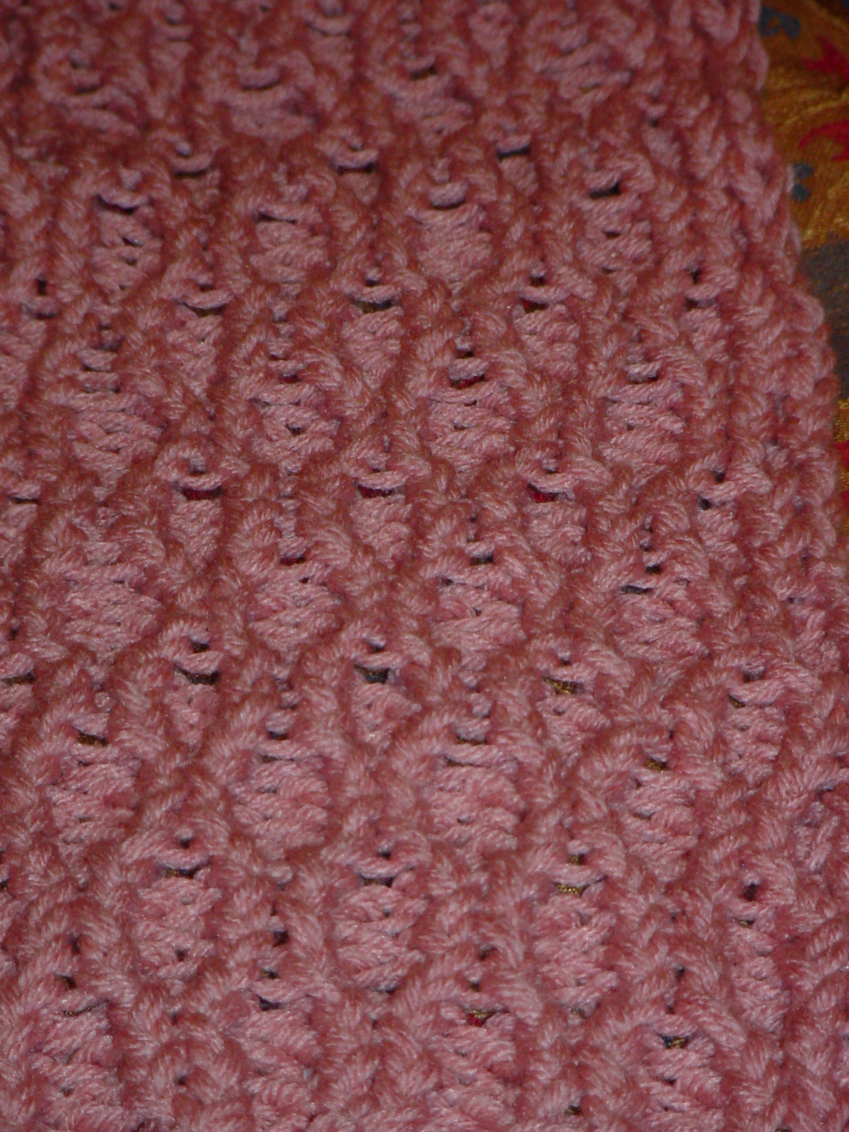 The Knifty Knitter Stitches