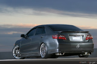 Toyota Camry a Beautiful Symphony to Own.