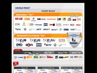 Daftar Paket Nexmedia dan Harganya 2013 Terbaru