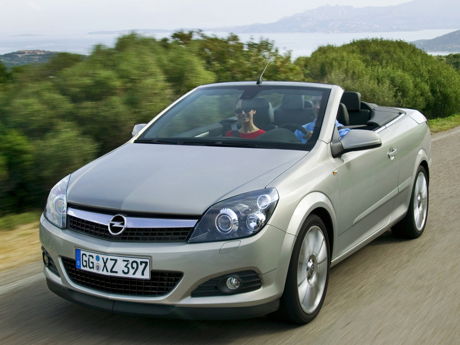 car pictures opel astra twintop 2007. Black Bedroom Furniture Sets. Home Design Ideas