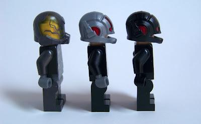 LEGO Antman helmet