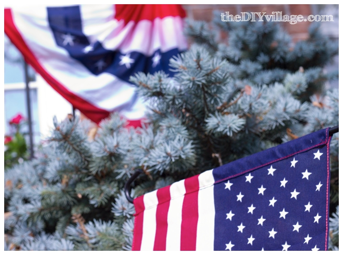 4th of july decor table centerpiece outdoor for Decoration 4 july