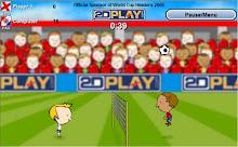 เกมส์ โหม่งบอล GAME World Cup Headers