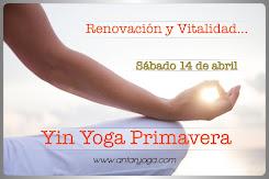 Yin Yoga Primavera