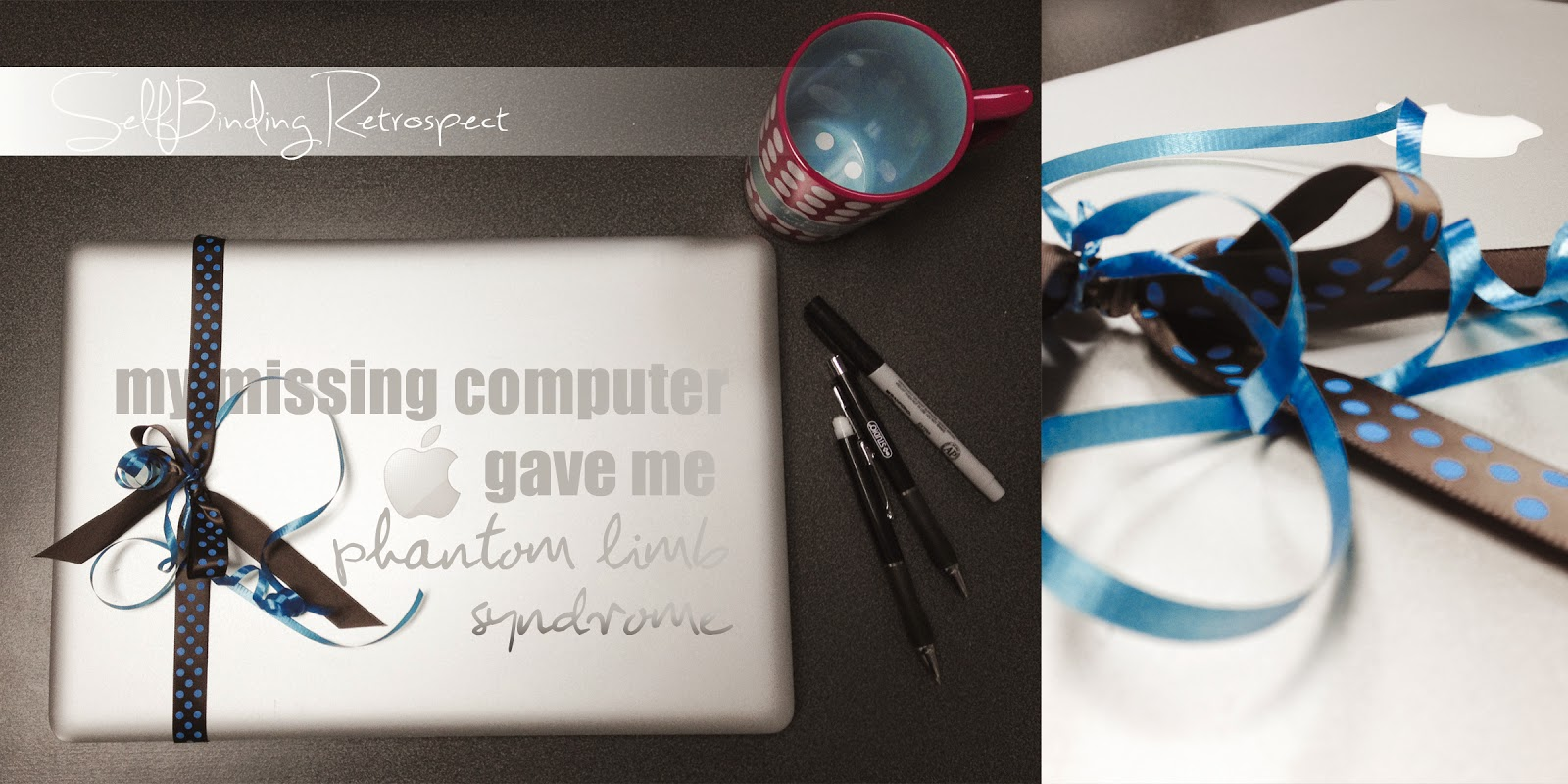 My Missing Computer Gave Me Phantom Limb Syndrome - SelfBinding Retrospect by Alanna Rusnak