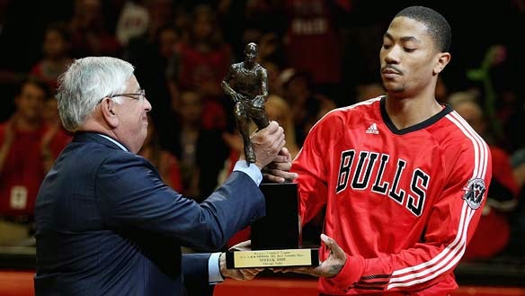 Rose MVP NBA Bulls The Return