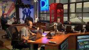 Man Caves Dan Patrick : Dan patrick show more than sports