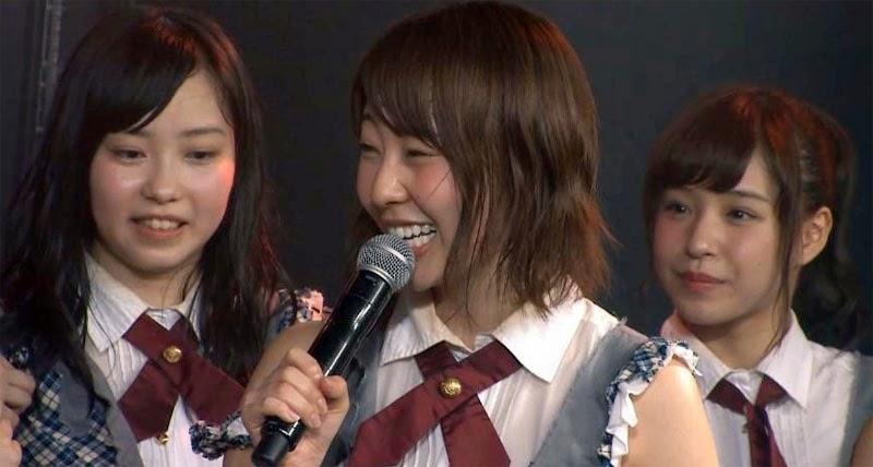 Fujie-Reina-Menjadi-Kapten-Tim-M-NMB48-Yang-Baru