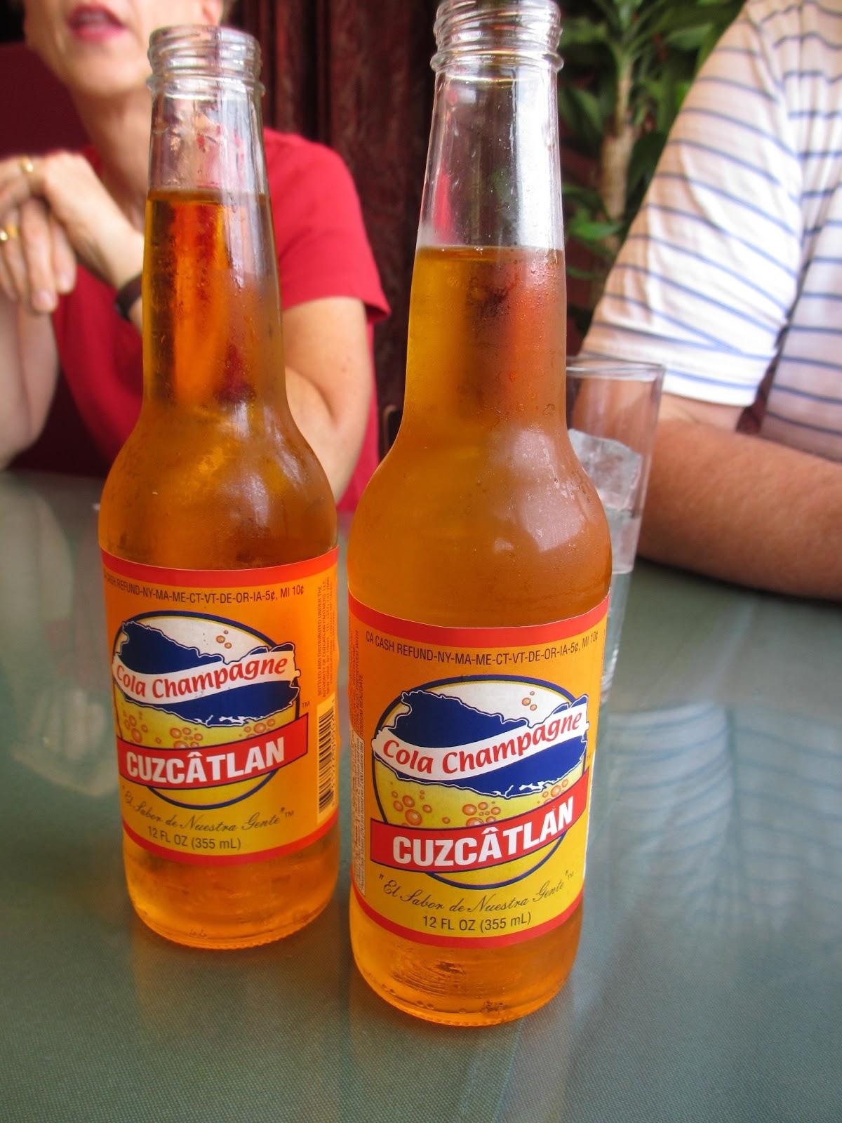 El Salvador Drinks