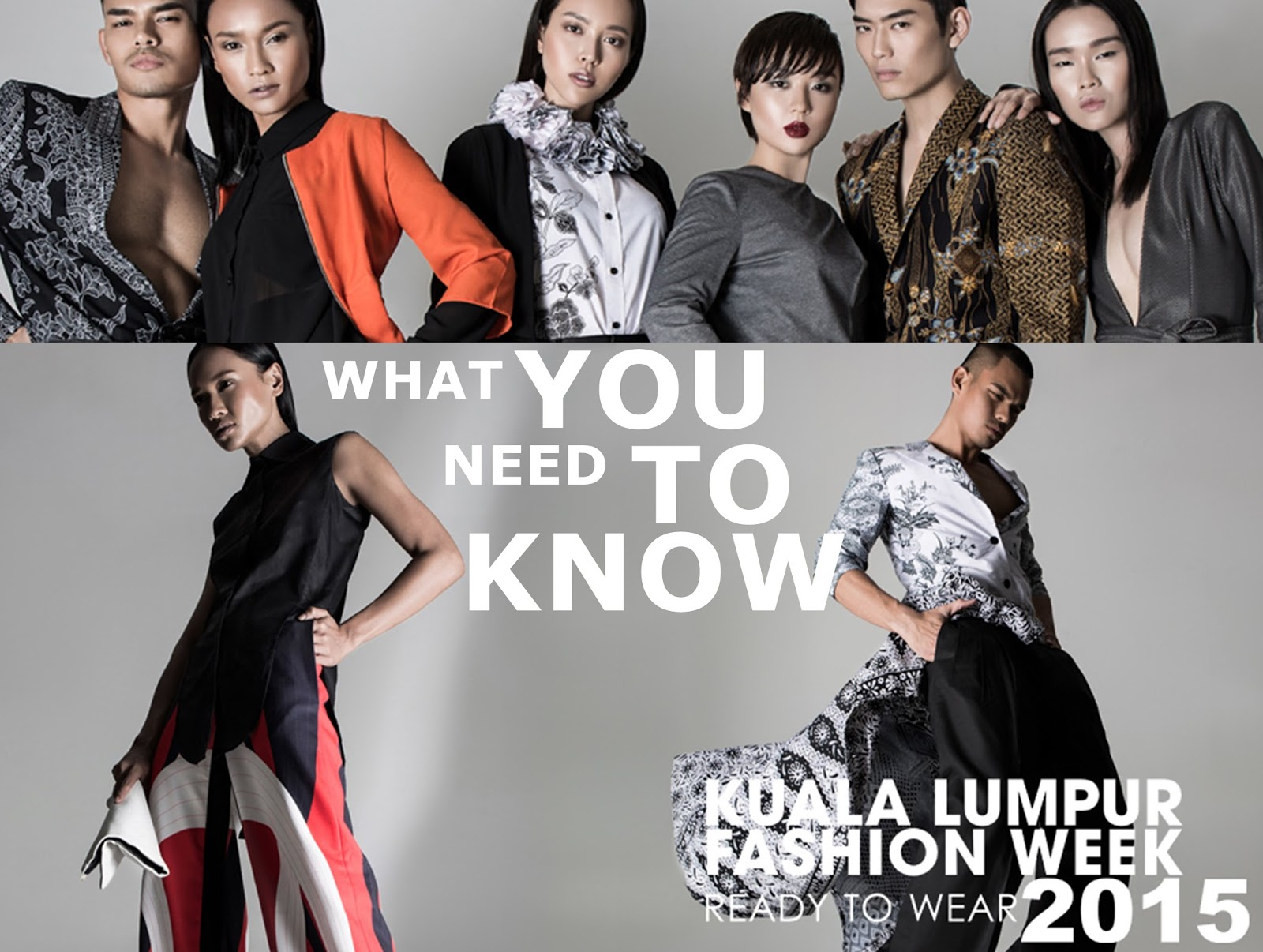 KLFW 2015: Everything You Need to Know About Kuala Lumpur Fashion Week