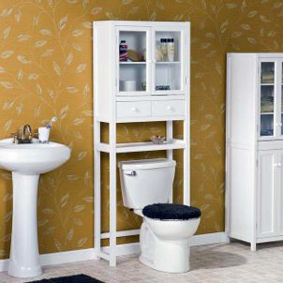example of bathroom organization ideas for small bathrooms