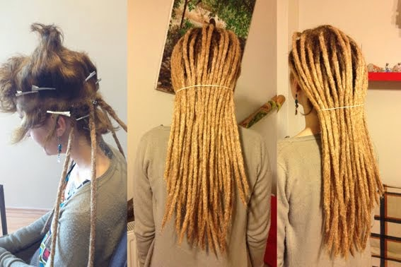 Dreadlock Extension (EK RaSTa)