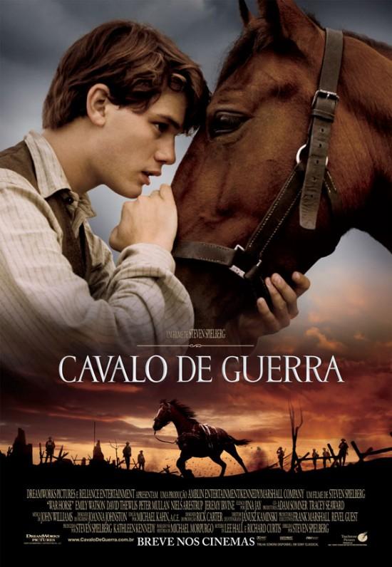 Cavalo de Guerra – Dublado