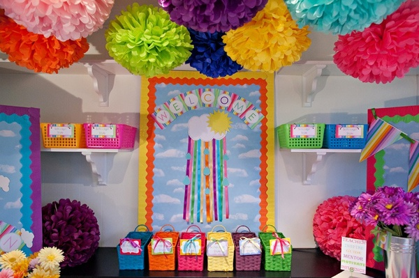 Classroom Rainbow Ideas ~ Kinderfriends what i ve been pinning