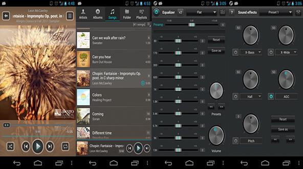 JetAudio Music Player Plus v5.0.1 Full,Phần mềm nghe nhạc số 1 cho Android