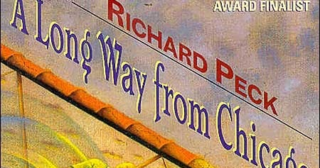 a long way from chicago richard peck pdf