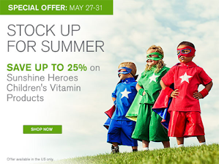 Sunshine Heroes Sale