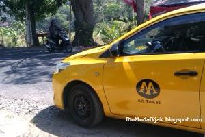 AA taxi bandung