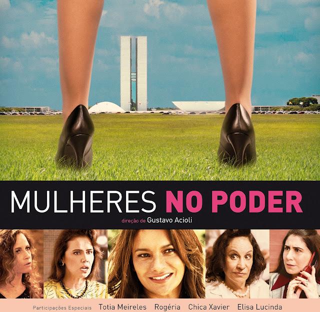 Mulheres no Poder – HD 720p – Nacional