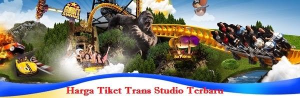 Harga Tiket Terbaru Trans Studio Bandung 2015