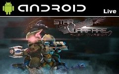 Download Android Game Star Warfare: Alien Invasion HD + Data APK 2013 Full Version