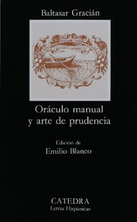 Oráculo Manual y Arte de Prudencia - Baltasar Gracián