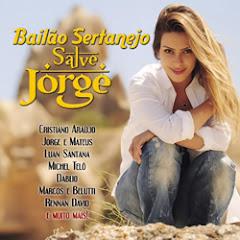 Bail%C3%A3o Sertanejo Salve Jorge Frente Bailão Sertanejo Salve Jorge