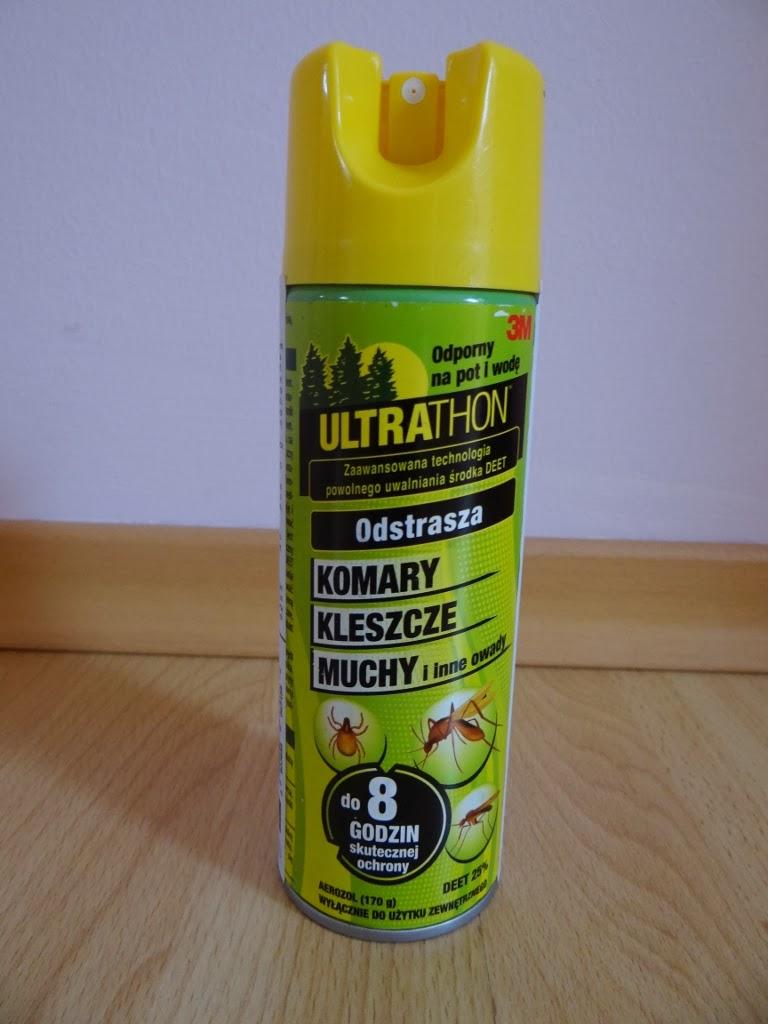 Spray na komary - Ultrathon