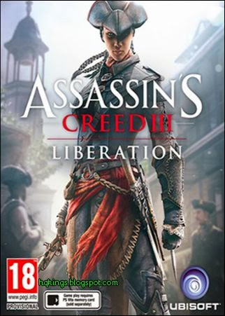 Assassin's Creed Liberation HD [Repack] 1.5GB