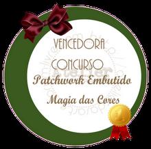 Concurso  Patchwork Embutido