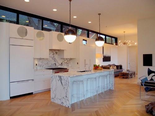 barcelona modern interior design modern kitchen