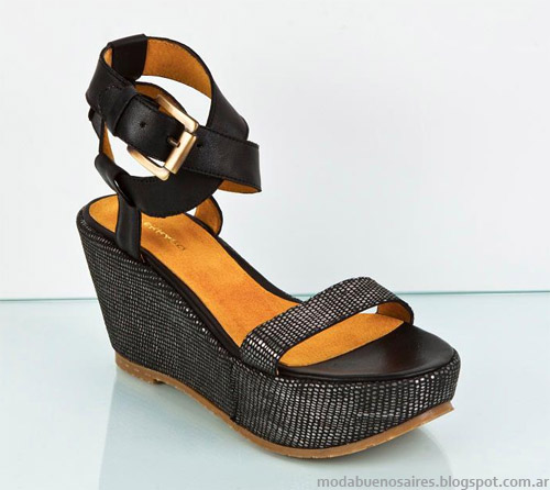 Sandalias 2013. Moda zapatos verano 2013.