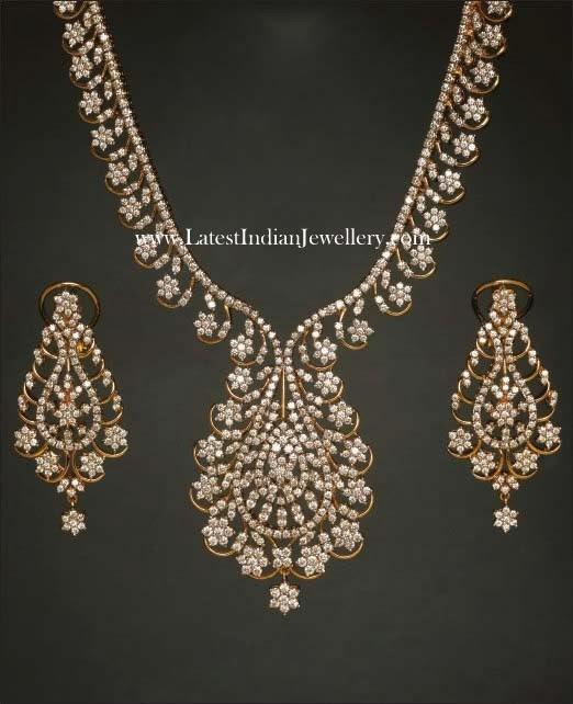 Diamond Long Haram Design