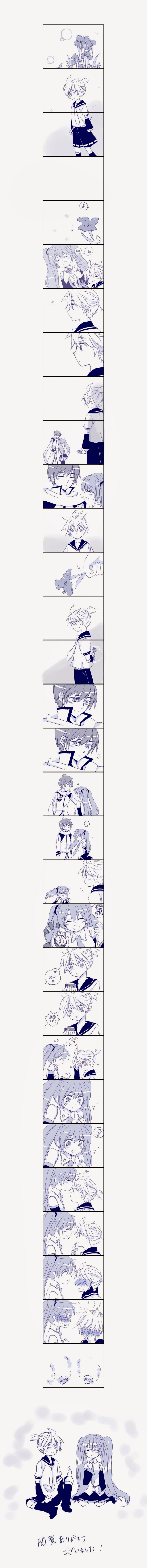 Vocaloid Len X Miku Doujinshi Collection: Chapter 25 - Page 1