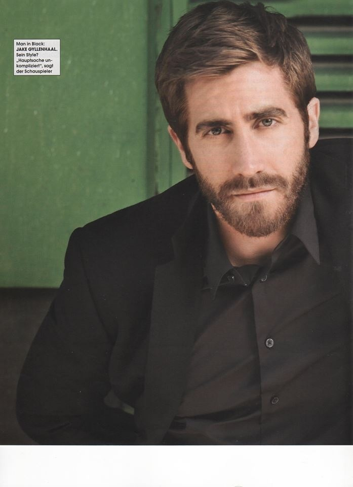 Wet Dark And Wild Update Jake Gyllenhaal In Instyle New Tv Spot