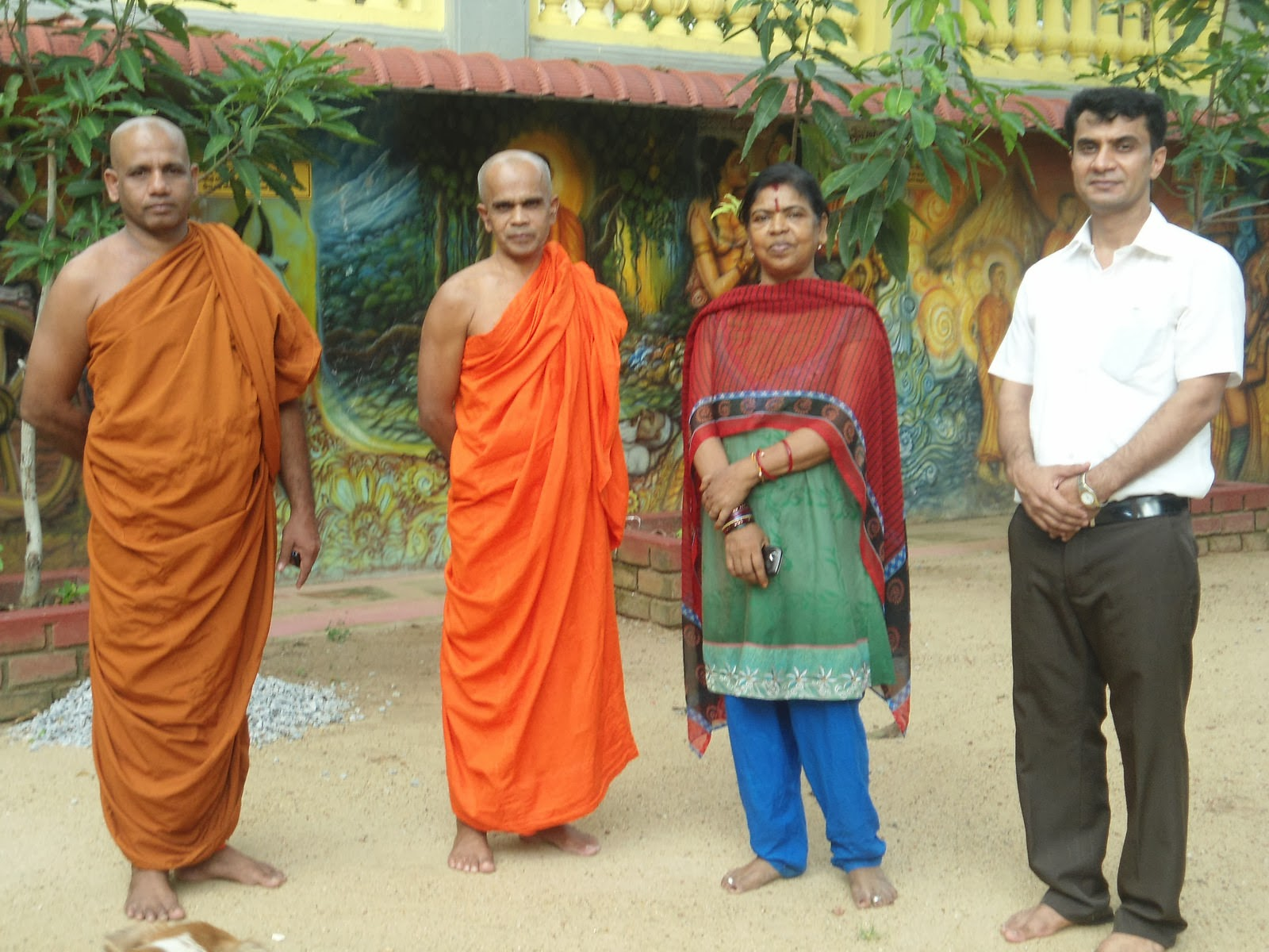 the official mfi 174 buddhist monks embrace the message